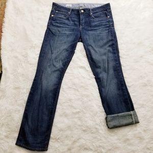 GAP Jeans - Gap 1969 Jeans,  Dark Denim.  Straight Leg EUC